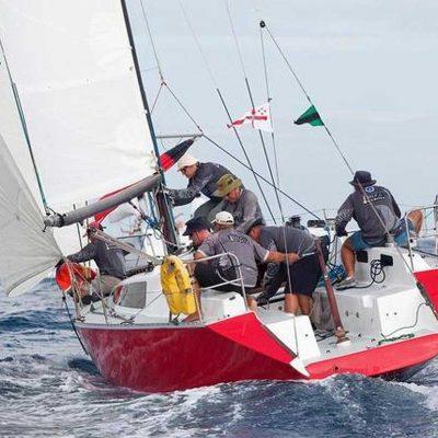 Race Crew on board