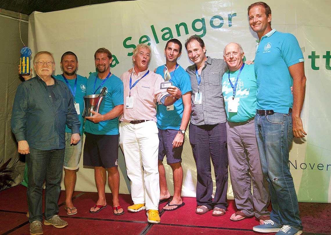Champions of Raja Muda