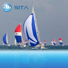 Sita racing yacht charter sail in asia
