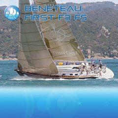 Beneteau first f3-f5 Yacht Racing Asia
