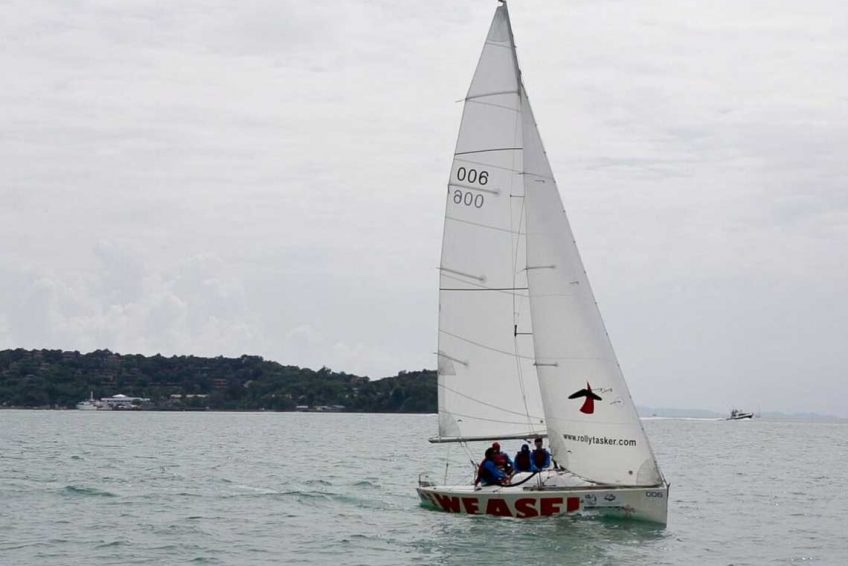 Learn to Sail in Asia with SIA