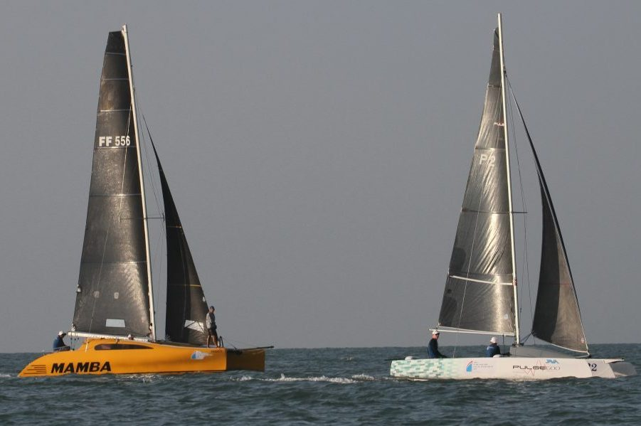 Multihull Yacht Racing in Asia