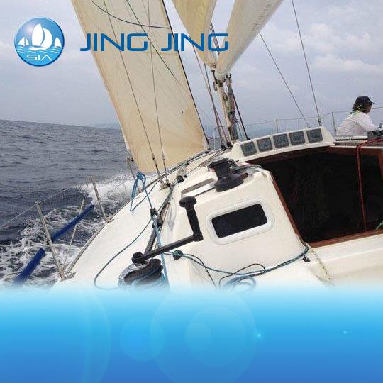 Jing Jing yacht racing asia