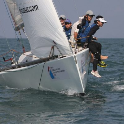 Platu Yacht Racing in Asia